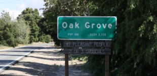 Oak Grove, no grumps today