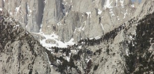 Mt Whitney Close Up