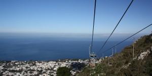 Monte Solaro Chairlift