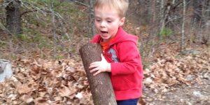 A regular 'ol lumberjack